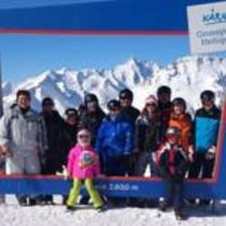 Skifahren mit Gäste_1